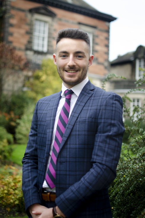 Head of Marketing - Calum Watson